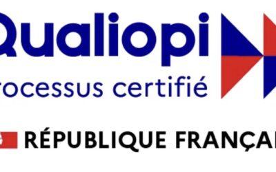 Enfin nous sommes arrivés à notre objectif : Obtenir la Certification QUALIOPI